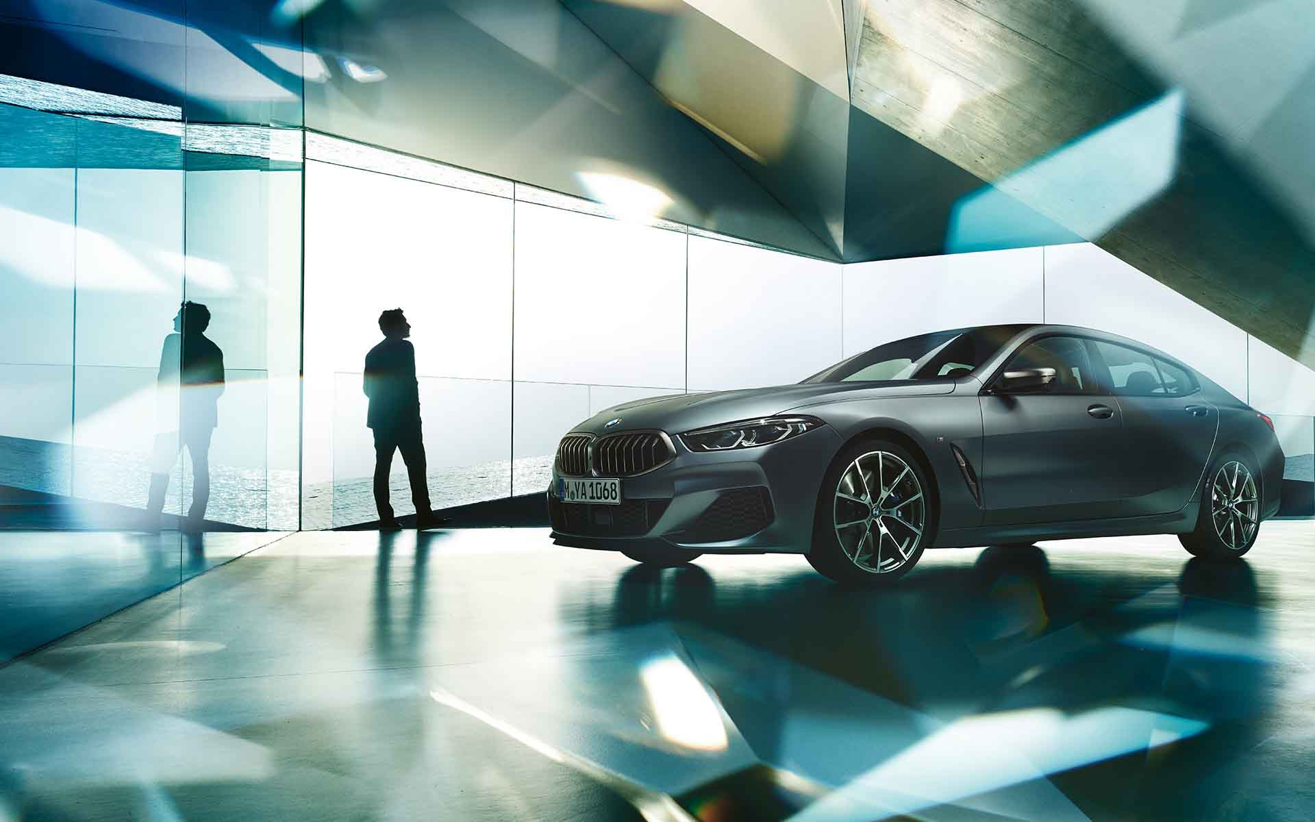 The BMW 8 Series Gran Coupé